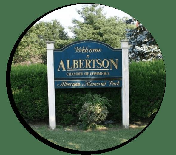 Albertson NY